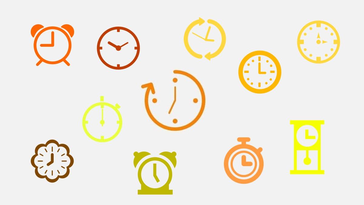 Hvad er klokken i Thailand?